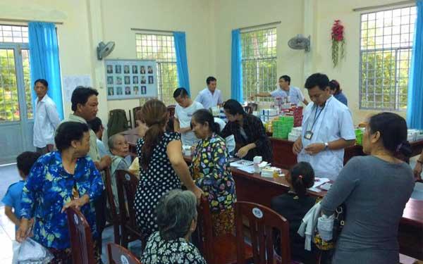 Consultation médicale 2017