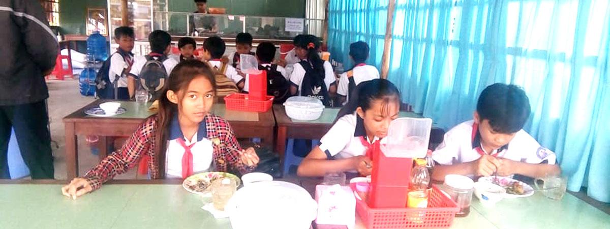 Resto du Coeur de la Croix Rouge Locale : plus de 500 repas quotidiens